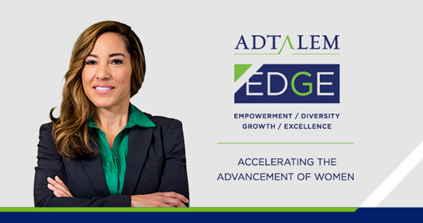 CEO Lisa Wardell and Adtalem EDGE