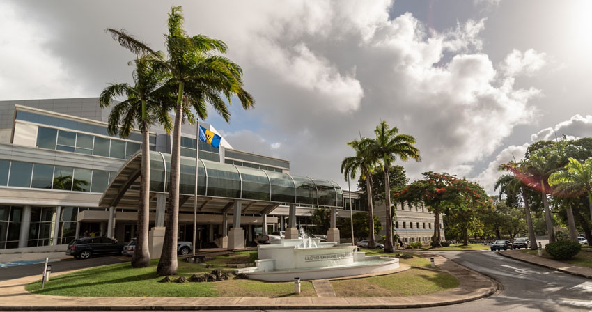 Ross University Barbados campus