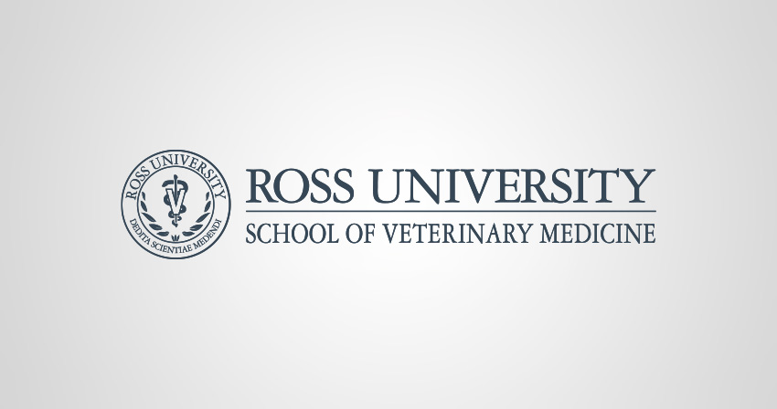 Ross University School of Veterinary Medicine Newsroom logo