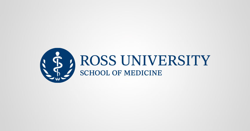 Ross University School of Medicine Newsroom logo
