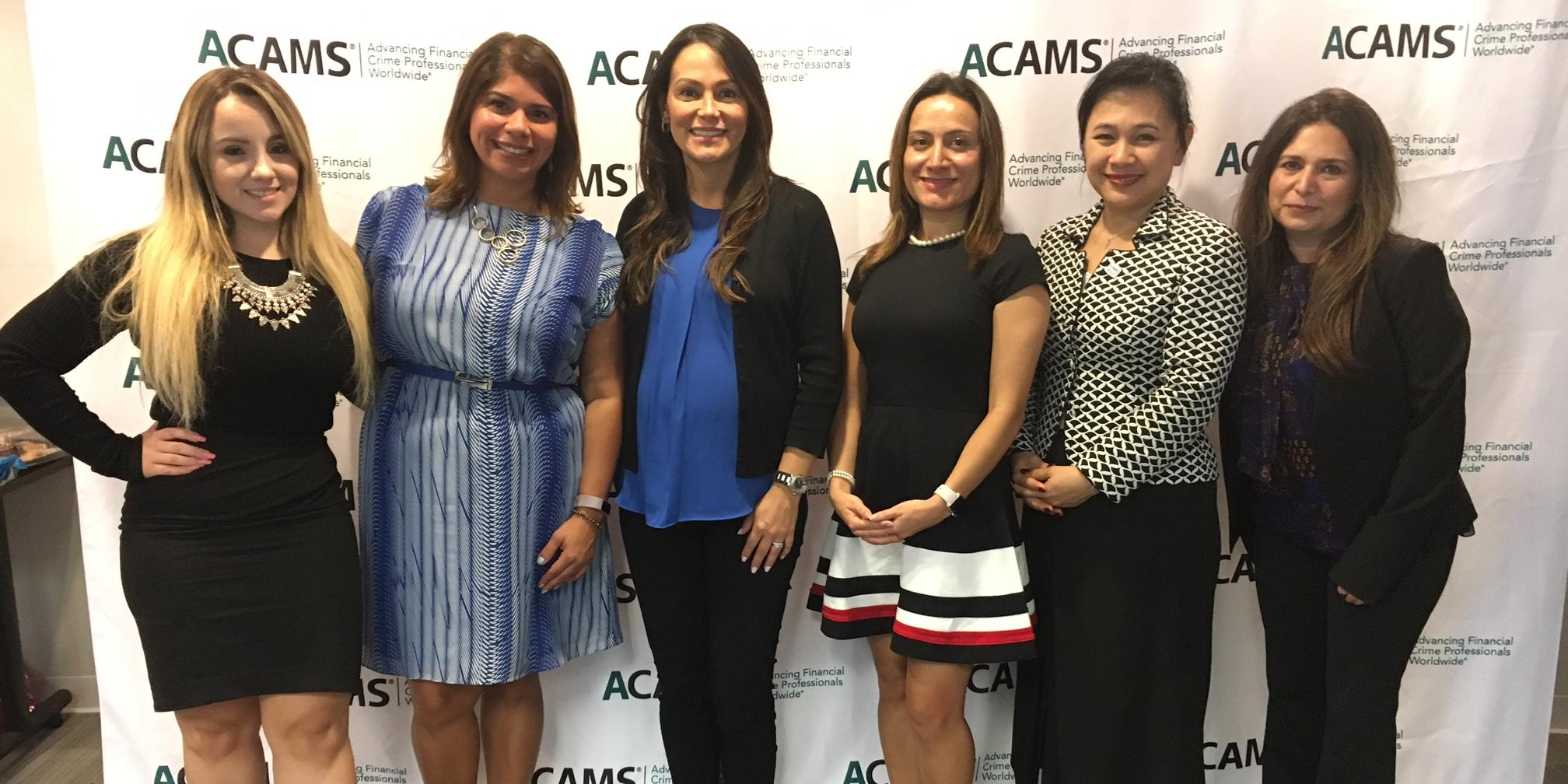 ACAMS staff who work with Kristi House