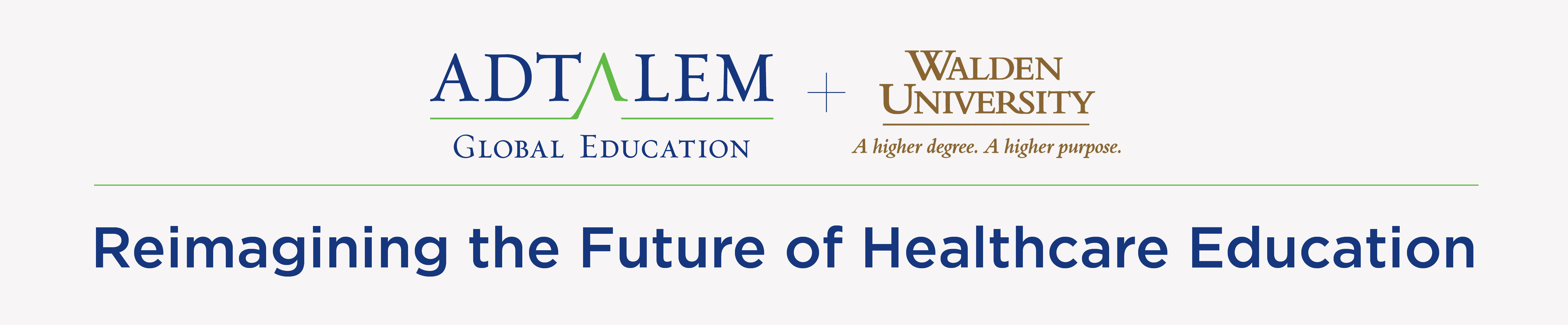 Reimagining the Future of Healthcare Education