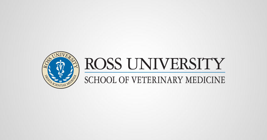 Ross University School of Veterinary Medicine logo